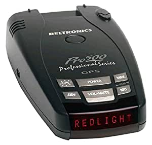 Beltronics Pro 500 Radar detector with GPS