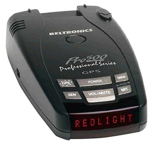 Beltronics Pro 500 Radar detector product image