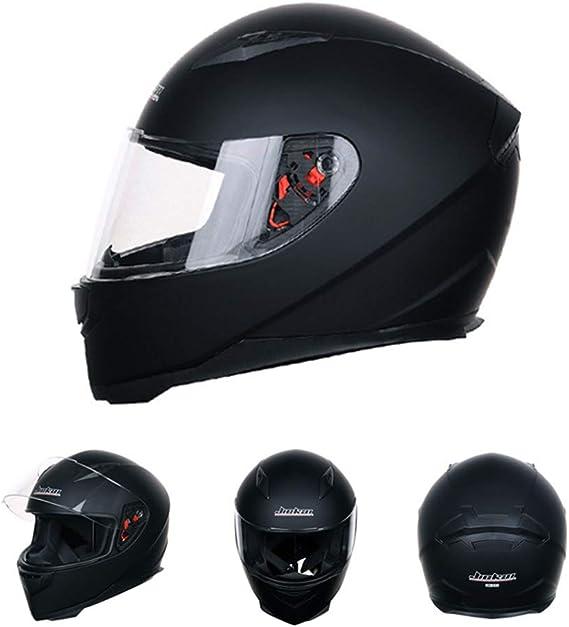 Member Touring Cascos integrales Motocicleta BMX Casco de Karting ...