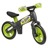 B-BIP Safest Balance Bike by MammaCangura 100% made in Italy with certified non-toxic plastics … (Green)