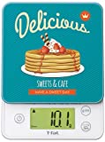 Tefal scale kitchen scale ''Oputimo'' pancake BC2114J2