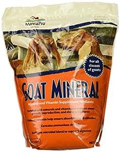 Manna Pro Goat Mineral Supplement, 8 lb
