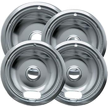 Amazon Com Range Kleen 119204xz Ge Drip Pans Containing 3