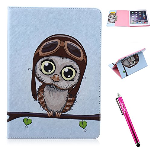 iPad Air 2 Case, Firefish iPad Case [Kickstand] - Lgg2 Tablet Cases