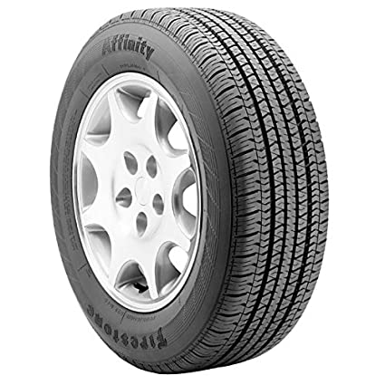 Firestone Affinity Touring >> Amazon Com Firestone Affinity Touring All Season Radial Tire 205