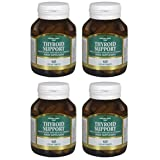 (4 PACK) - Natures Own - Thyroid Support | 60's | 4 PACK BUNDLE
