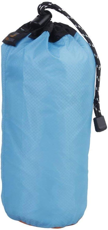Yundxi Lot de 2 sacs /étanches en nylon ultral/égers avec cordon de serrage