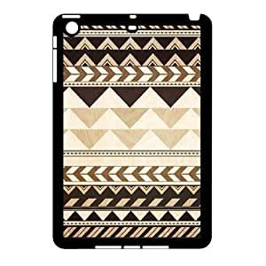 Brand New Aztec Chevron Custom Protective Cover Case for iPad Mini