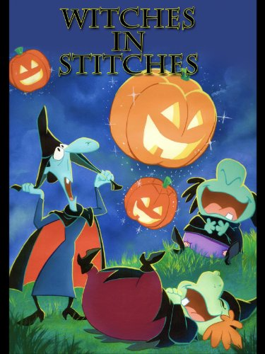 Witches In Stitches -