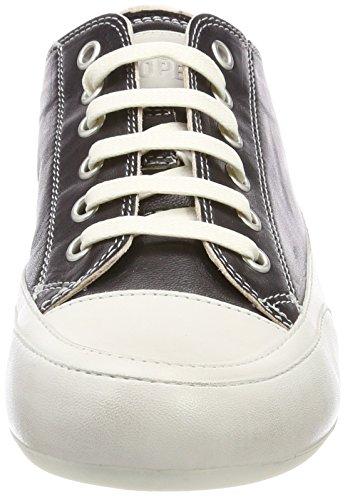 Donna Schwarz Candice nero Nero Sneaker Cooper Tamponato RpUwxqF8