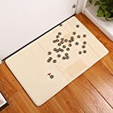 yoga mat marvel - Totoro Series Footmats - Anime Mats Indoor/Outdoor Home Rugs Polyester Anti-slip 20x31inch