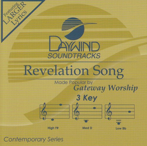 Revelation Song [Accompaniment/Performance (Daywind Music)