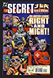 download ebook jla. secret files and origins #2. the justice league:right and might! pdf epub