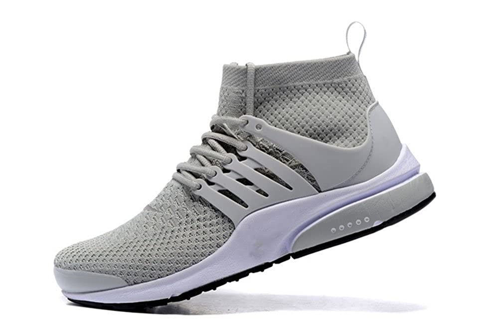 QAQAQ Flyknit Ultra Air Presto Fly Line Men and Women Couple Shoes High-Top Sports Shoes