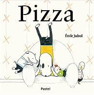 Book's Cover ofPizza