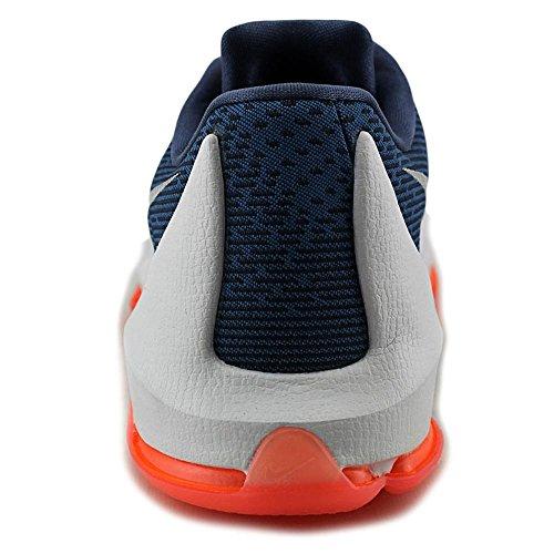 Nike Men's Kd 8 Basketball Shoes Azul / Blanco / Naranja (Ocean Fog / White-mid Nvy-pht Bl) e5JCyOe