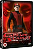 New Captain Scarlet: Series One & Two [Region 2]