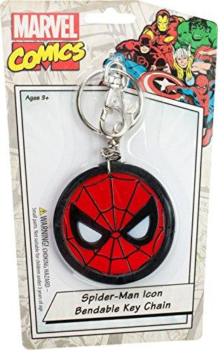 (NJ Croce Spider-Man Icon Key Chain )
