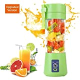 Portable blender Personal 6 Blades Juicer Cup Household Fruit...