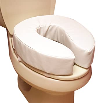 Amazoncom Padded Toilet Seat Cushion 4 Health Personal Care