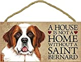 A House Is Not A Home Without A Saint Bernard - 5