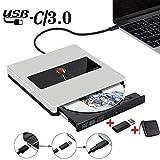 Best External Dvd Drives For Macbook Pros - External CD DVD Drive USB3.0 Superdrive Burner Player Review