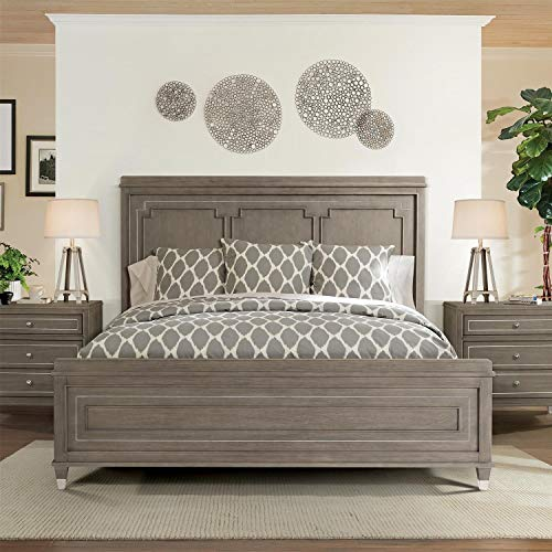 Riverside Furniture Dara II Panel Bed California King ()