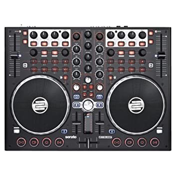 Reloop Terminal Mix 2 Serato Controlador DJ 2 Platos: Amazon ...