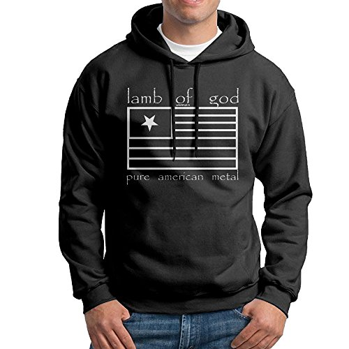 Best Lamb Of God Pure American Metal Hoodie Sweatshirt -