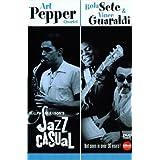 Jazz Casual - Art Pepper and Vince Guaraldi & Bola Sete by Ralph J. Gleason