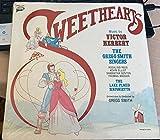 SWEETHEARTS MUSIC VICTOR HERBERT GREGG SMITH SINGERS ROSALINO REES KEVIN ELLIOT SAMANTHA GENTON THOMAS BOGDAN LAKE PLACID SIMFONIETTA CONDUCTOR LP MMG 1129