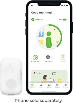 Upright GO 2 Posture Trainer and Corrector for Back