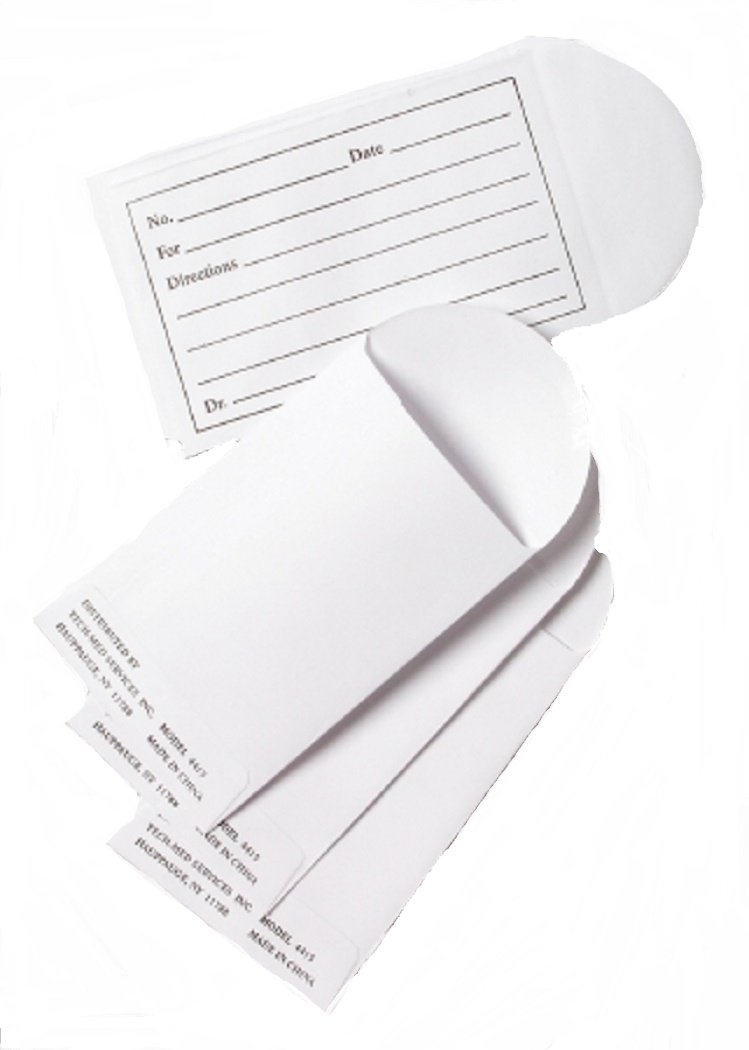 Medi-Pak White Pill Envelopes 2-1/4 X 3-1/2 Inch - Box of 1000 by McKesson