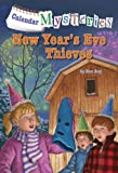 Calendar Mysteries #13: New Year's Eve Thieves, Ronald Roy, 0385371721