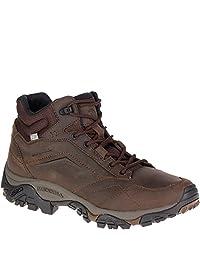 Merrell Mens Moab Adventure Mid Waterproof Shoes