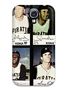 Best 9201543K849135958 pittsburgh pirates MLB Sports & Colleges best Samsung Galaxy S4 cases