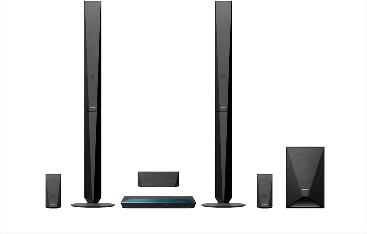 Sony BDV-E4100 - Equipo de Home Cinema 3D 5.1 de 1000W (HDMI), negro [importado]: Sony: Amazon.es: Electrónica