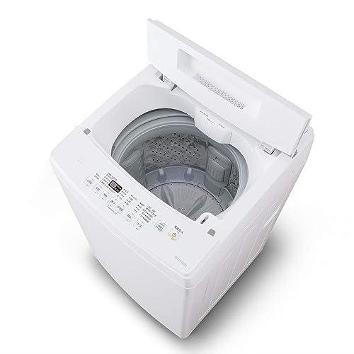 アイリスオーヤマ 全自動洗濯機 IAW-T802E
