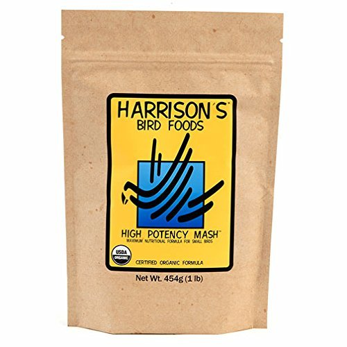 Harrison's High potency Mash 1 Lb by Harrison's Bird Foods by Harrison's Bird Foods