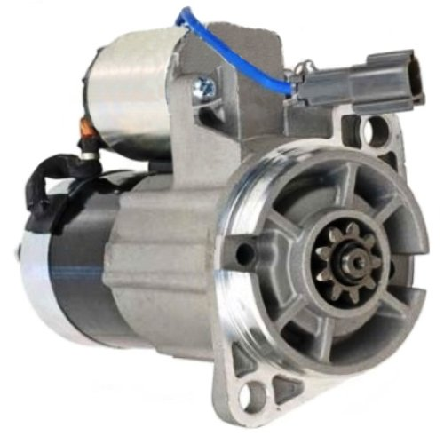 - New Discount Starter and Alternator 18973N Replacement Starter Fits Nissan Industrial Forklift Lift Truck 12 Volts 9 Teeth