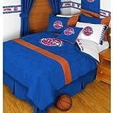 NBA Detroit Pistons Queen MVP Comforter Pillowcases