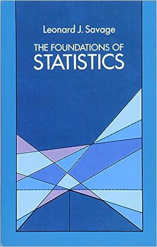 amazon com the foundations of statistics 9780486623498 leonard j