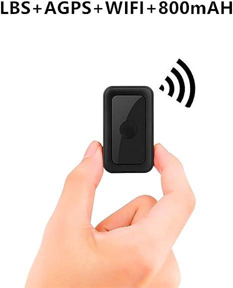HAJZF Localizador GPS, WiFi + LBS + AGPS En Tiempo Real del ...