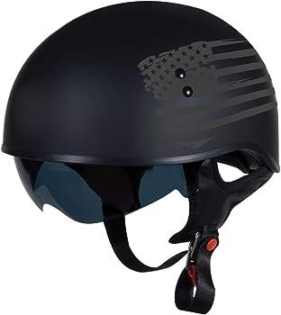 TORC T55 Spec-Op - Best Low Profile Motorcycle Half Helmet