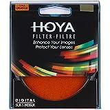 Hoya 58 mm HMC YA3 Round Filter - Orange