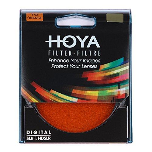 Hoya 67mm HMC YA3 Pro Orange Filter - for balancing contrast