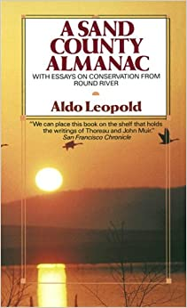 a sand county almanac reflections on great literature