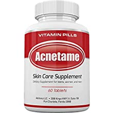 Acnetame has the best acne supplements for oily skin as it is a vitamin, mineral, and amino acid for hormonal acne treatment. It has more video reviews on the net than any other OTC Acne pill.  NAC: No OTC pill is the best natural solution fo...