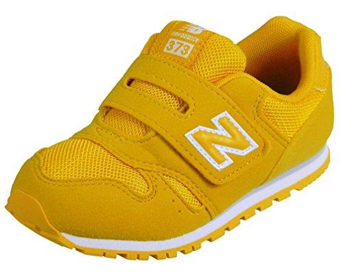 New Balance KV373OWY, Unisex Sneakers-Kids, Gelb (Gelb) Yellow