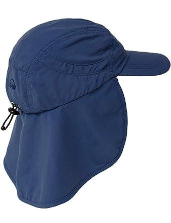 Gorra de protección UV XL 60-66 cm con protección para la Nuca ...